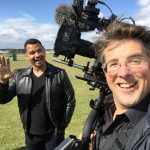Farnborough Michael Underwood Steadicam John Fry FS7