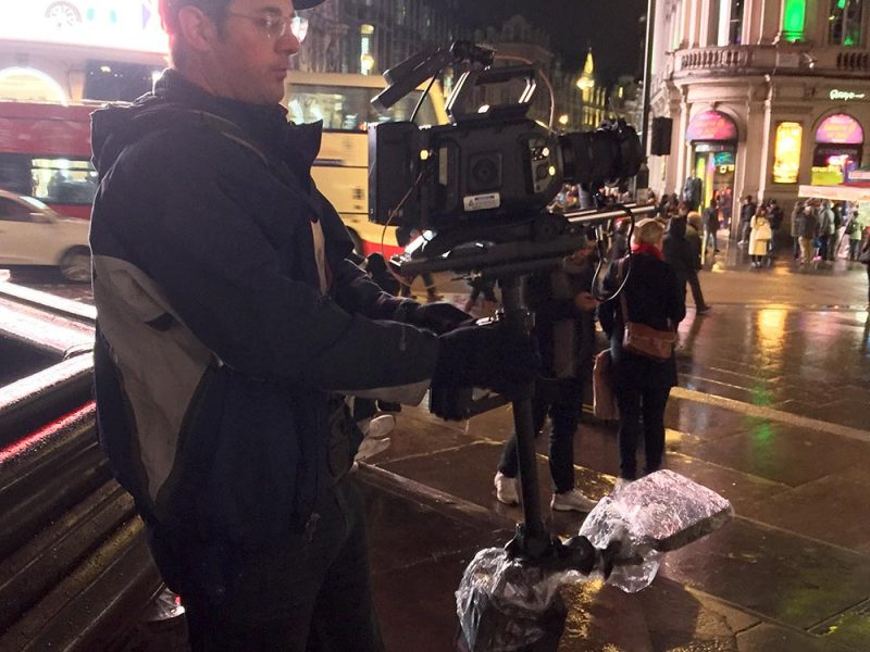Small Change Steadicam London URSA Mini John Fry