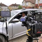 Stalling Filming Salisbury Sony FS7