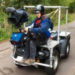 Steadicam Quad quadbike EFP Last Leg soft mount John Fry
